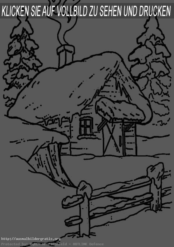 ausmalbilder gratis winter-16